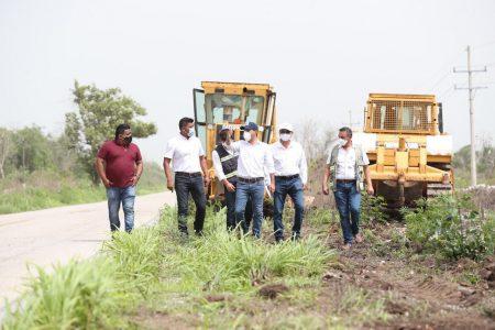 Modernización de la vía Hunucmá-Sisal, un impulso a la generación de empleos