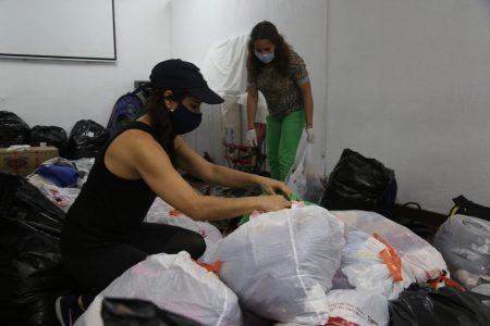 Abren centros de acopio de ayuda para damnificados de la tormenta Cristóbal