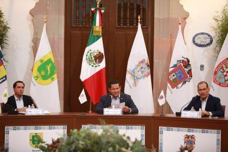 Las familias yucatecas requieren el apoyo de la federación: Mauricio Vila