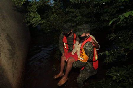 Viviendas vulnerables del sur de Yucatán, en la mira de Cristóbal