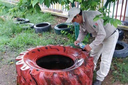 Refugios anticiclónicos de Yucatán, protegidos contra Covid-19 y los moscos