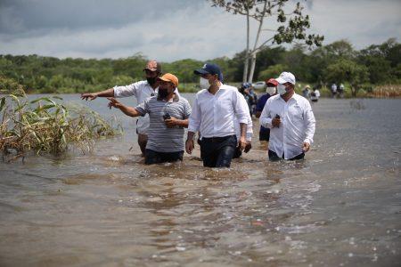 Dictamen de Conagua corrobora desastre en 75 municipios por Cristóbal