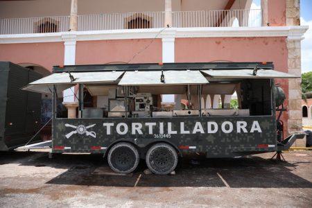 Esfuerzos para que no pasen hambre damnificados por Cristóbal en Yucatán