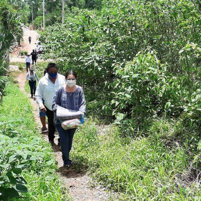 Sigue fluyendo el apoyo para las comunidades afectadas por la tormenta Cristóbal
