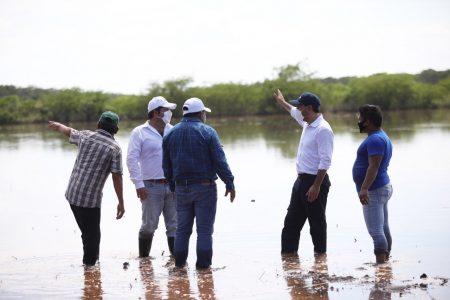 Gobierno del Estado solicita declaratoria de emergencia por Cristóbal para 38 municipios más