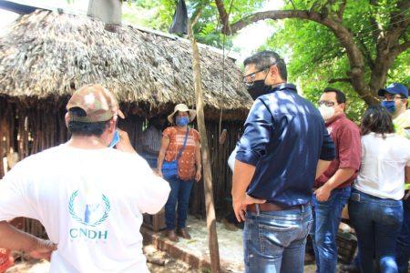 Fonden niega apoyos: las casas mayas de Yucatán no se ajustan a sus criterios
