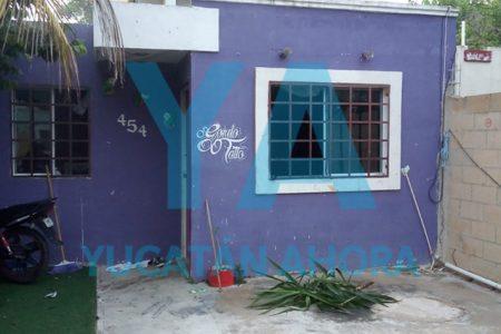 Cortocircuito incendia su casa mientras dormía, en Kanasín