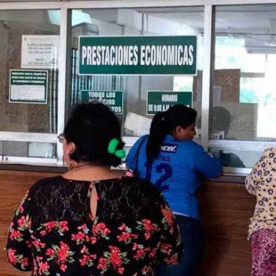A partir del 30 de junio, ya podrán cobrar pensionados del IMSS
