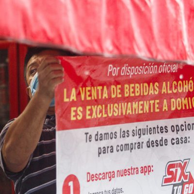 A partir de mañana, venta sin restricción de bebidas embriagantes en Yucatán