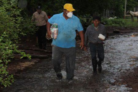 A comunidades del sur de Yucatán les llueve sobre mojado por Cristóbal