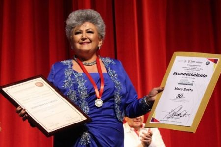 Fallece la compositora y cantante Maru Boeta Zapata
