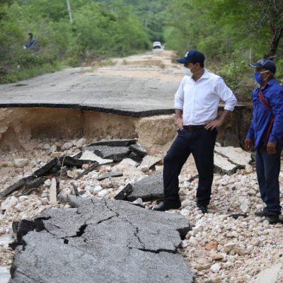 Recuento de daños: Cristóbal dejó pérdidas de 5 mil 422 millones de pesos
