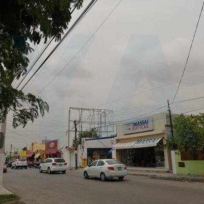 Polvo del Sahara deteriora calidad del aire en Yucatán