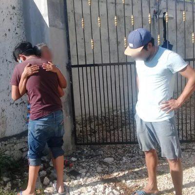 Otro intento de suicidio desde un puente: ahora en el de la entrada a Tamanché