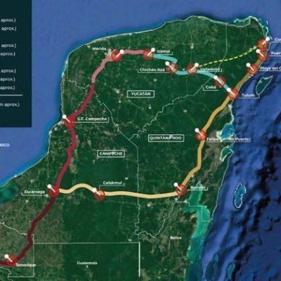 Pese a un amparo, Fonatur anuncia que seguirán las obras del Tren Maya