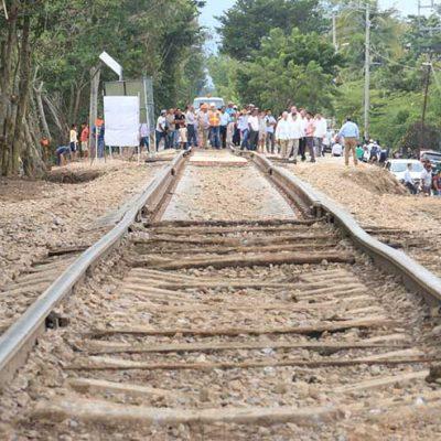 Indígenas logran suspensión definitiva en tramo 1 del Tren Maya