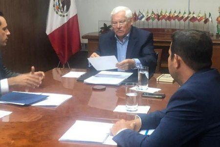 Mauricio Vila pide recursos extraordinarios para el campo yucateco