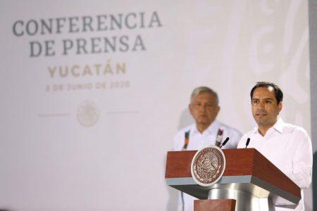 Yucatán, el estado más pacífico de México: Mauricio Vila