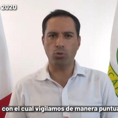 Si somos responsables, saldremos adelante del Covid-19: Mauricio Vila