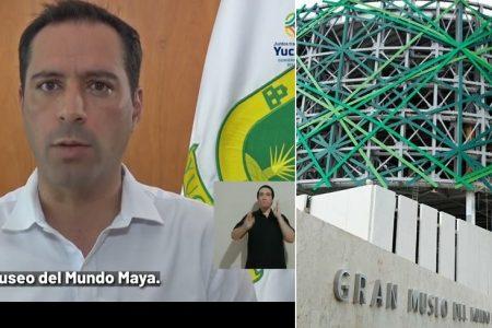 Yucatán se ahorrará mil 500 millones de pesos en deuda por Museo del Mundo Maya