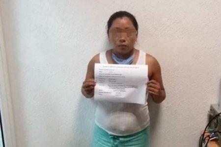 Detienen a yucateca en Playa del Carmen por atroz asesinato