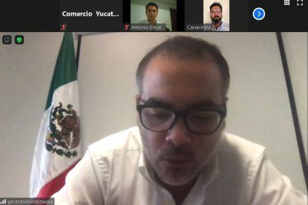 Gobierno del Estado e iniciativa privada realizan Encuentro de Negocios virtual
