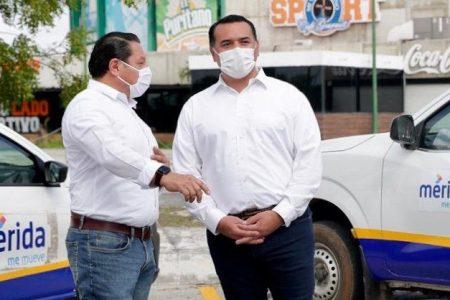El Ayuntamiento mantiene acciones para el bienestar de los meridanos en la pandemia