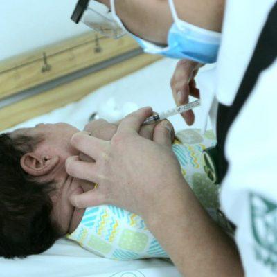 El IMSS aplica medidas para garantizar una vacunación segura