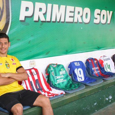 El cancunense Alejandro Vela anuncia su retiro de las canchas al no seguir con Venados
