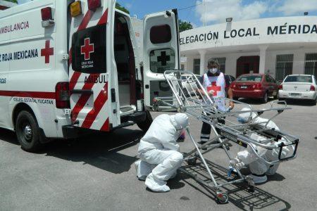 Imparten taller de bioseguridad en la Cruz Roja Yucatán