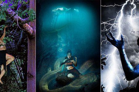 Yucatecos se unen al challenge de los dioses, pero inspirados en la mitología maya
