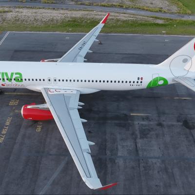Reanuda Viva Aerobus su ruta Mérida – Tuxtla Gutiérrez