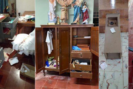 Segundo robo en la parroquia de San Juan Bosco durante la pandemia