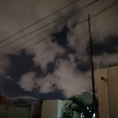 Pronostican el regreso de las lluvias a Yucatán, a partir de mañana