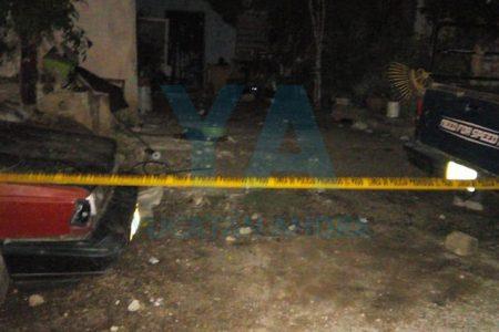 Tierreros se enfrentan a balazos en Mulchechén: un muerto