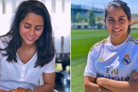 Kenti Robles será la primera mexicana en jugar con el Real Madrid