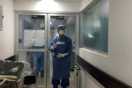 El miedo al Covid-19 no detiene a trabajadores del IMSS en Yucatán