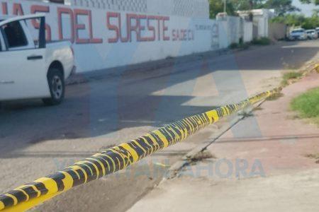 Encuentran cadáver en un predio de la Leandro Valle, cerca de Macroplaza
