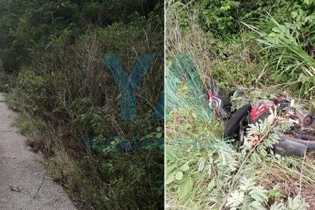 Tragedia en la carretera Tzucacab-Peto