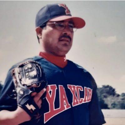 Luto en el diamante yucateco: fallece Alberto Arturo Vélez