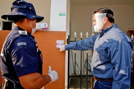 Capacitan a guadaparques y policías municipales para auxiliar a enfermos de Covid-19