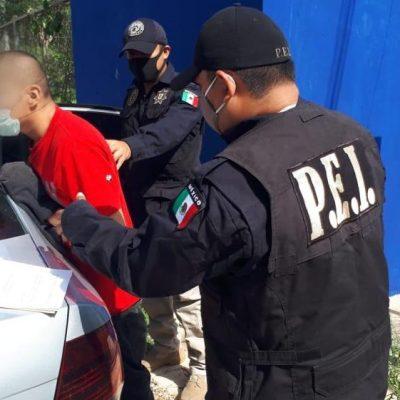 Capturan al 'Caníbal' de la Leandro Valle, ahora sí por homicidio de un joven
