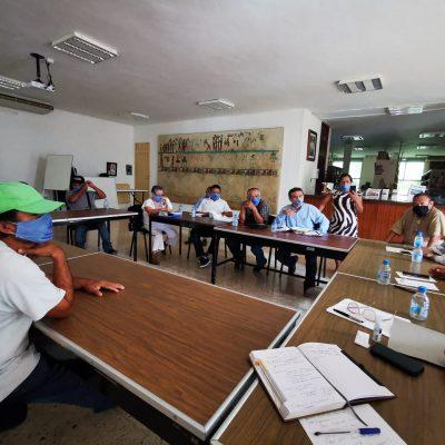 Proponen proyecto turístico a ejidatarios de Chablekal: se levanta plantón
