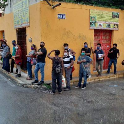 Este sábado quédate en casa: 16 fallecidos y 191 contagios de Covid-19 en Yucatán