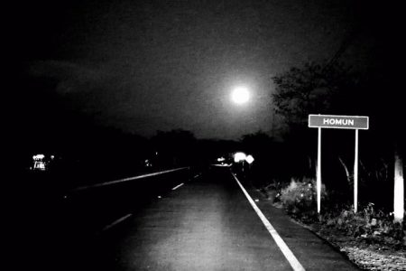 Homún, sin luz desde anoche; toda la semana han sido apagones constantes