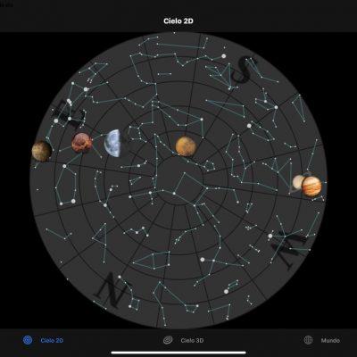 Alineación planetaria, del 14 al 16 de este mes