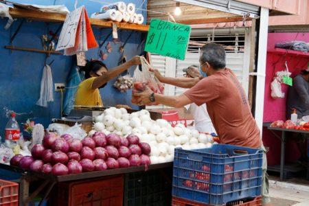 Nuevo horario en mercados de Mérida: de 6 de la mañana a 3 de la tarde
