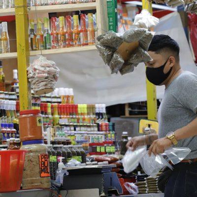 Mercado San Benito vuelve a la normalidad: abierto todos sus locales y accesos