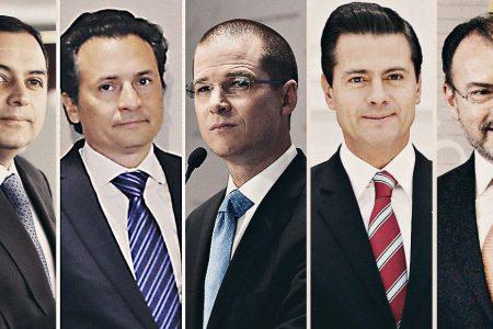 La FGR debe citar a los señalados de recibir sobornos de Videgaray, Lozoya y Peña, dice AMLO