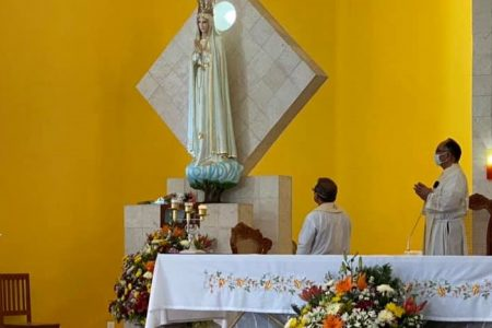 Iglesia pide a católicos cortar la cadena de contagios de Covid-19